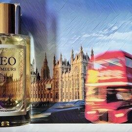 London to Mumbai by Ideo Parfumeurs