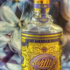 Echt Kölnisch Wasser Floral Collection Lilac by 4711