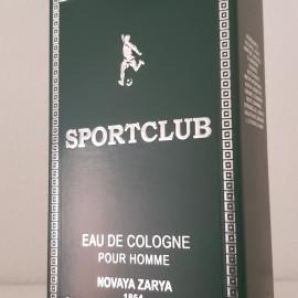 Sportclub by Nóvaya Zaryá / Новая Заря