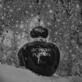 A silent night, calm and bright, und der Schnee rieselt leis