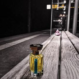 Duft und Ente warten auf die letzte Bahn...für Fresh, Night
