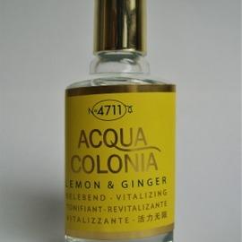 Acqua Colonia Lemon & Ginger (Eau de Cologne) von 4711