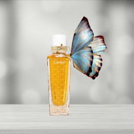 Les Heures Voyageuses - Oud & Ambre by Cartier