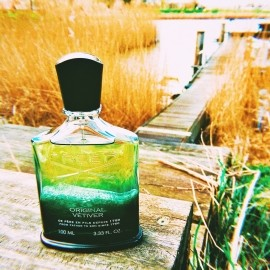 Vetiver by the water