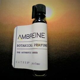 Ambreine (Perfume Extrait) - Gather Perfume