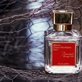 Baccarat Rouge 540 (Eau de Parfum) - Maison Francis Kurkdjian