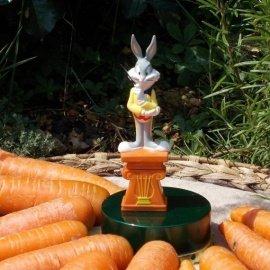 Funny Toylet Bugs Bunny by Damascar