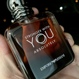 Emporio Armani - Stronger With You Absolutely von Giorgio Armani