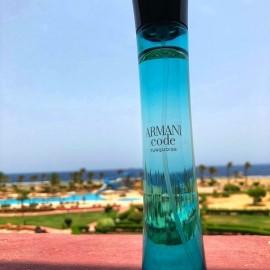Armani Code Turquoise pour Femme by Giorgio Armani