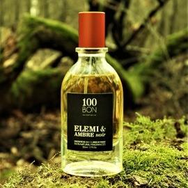 Elemi & Ambre Noir by 100BON
