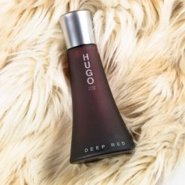 Hugo Deep Red by Hugo Boss