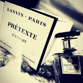 Prétexte (Extrait) by Lanvin
