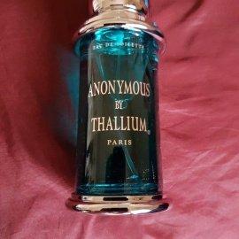 Yves de Sistelle - Anonymous by Thallium 100ml EDT