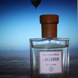 Les Matins Bleus d'Agadir by Benchaâbane / Les Parfums du Soleil