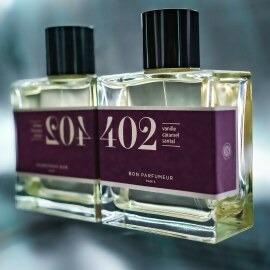 402 Vanille Caramel Santal by Bon Parfumeur