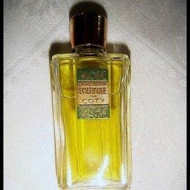 Emeraude (Parfum) von Coty