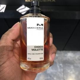 Choco Violette by Mancera
