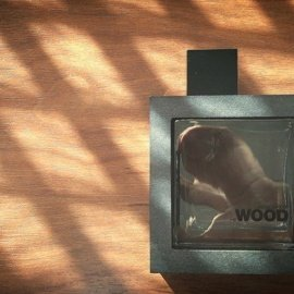 He Wood Silver Wind Wood by Dsquared²