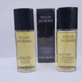 Pour Homme (1983) (Eau de Toilette Haute Concentration) by Yves Saint Laurent