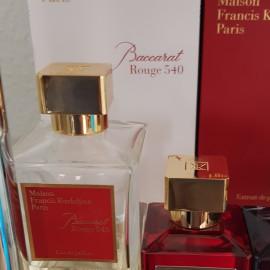 Baccarat Rouge 540 (Extrait de Parfum) von Maison Francis Kurkdjian