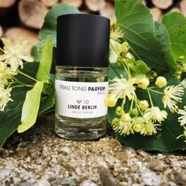 № 10 Linde Berlin / Unter den Linden von Frau Tonis Parfum