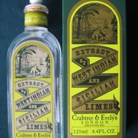 Extract of West Indian and Sicilian Limes von Crabtree & Evelyn