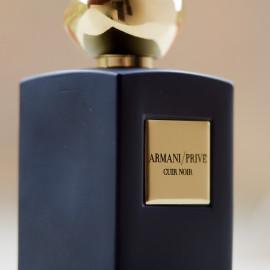 Armani Privé - Cuir Noir by Giorgio Armani