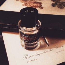 Geranium pour Monsieur - Editions de Parfums Frédéric Malle