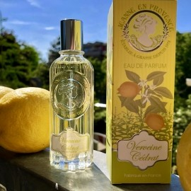Verveine Cédrat - Jeanne en Provence