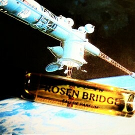 Voyager - Rosen Bridge von Siam 1928