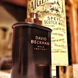 Bold Instinct - David Beckham