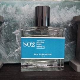 802 Pivoine Lotus Bambou - Bon Parfumeur