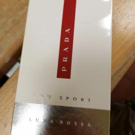 Luna Rossa Eau Sport von Prada