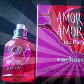 Amor Amor In A Flash - Cacharel