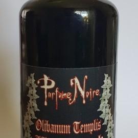 Olibanum Templis von Parfume Noire