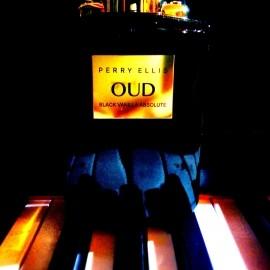 Oud - Black Vanilla Absolute - Perry Ellis