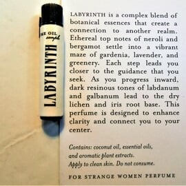 Labyrinth - For Strange Women